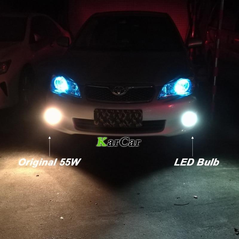 2x Süper Parlak 40 W LED H7 Canbus XBD 572LM Gündüz Çalışan - Araba Farları - Fotoğraf 5