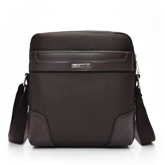 6957861eb7f2 New Arrival Men s Messenger Bag Waterproof Oxford Business Offical Shoulder  bags Brand Casual Black Designer Euro