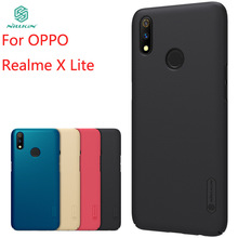 For Oppo Realme x lite 3 pro Case Cover NILLKIN High Quality Fitted Cases Super Frosted Shield