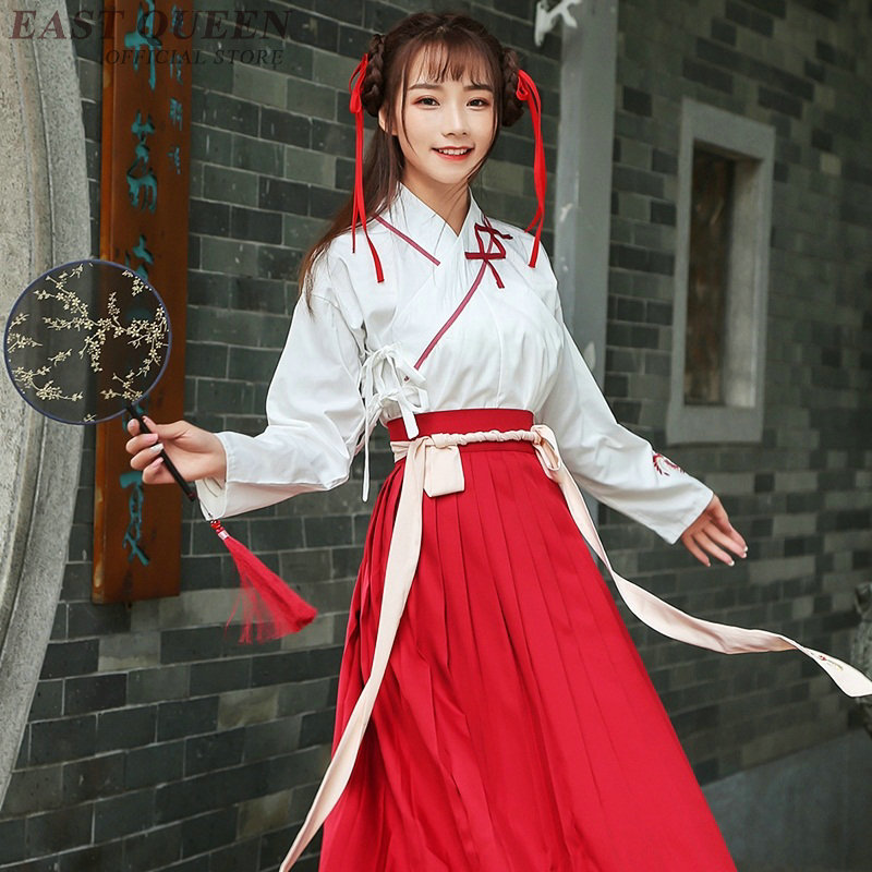 a299a8a3e Cheap Sets, Buy Directly from China Suppliers:Hanfu women ancient Chinese  clothing han dynasty