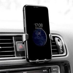 Image 5 - Suntaiho supporto Del Basamento Del Telefono Del Supporto Del Telefono Dellautomobile Per il iPhone In Car Air Vent Mount Basamento Del Supporto per auto Telefono Smartphone Universale stand