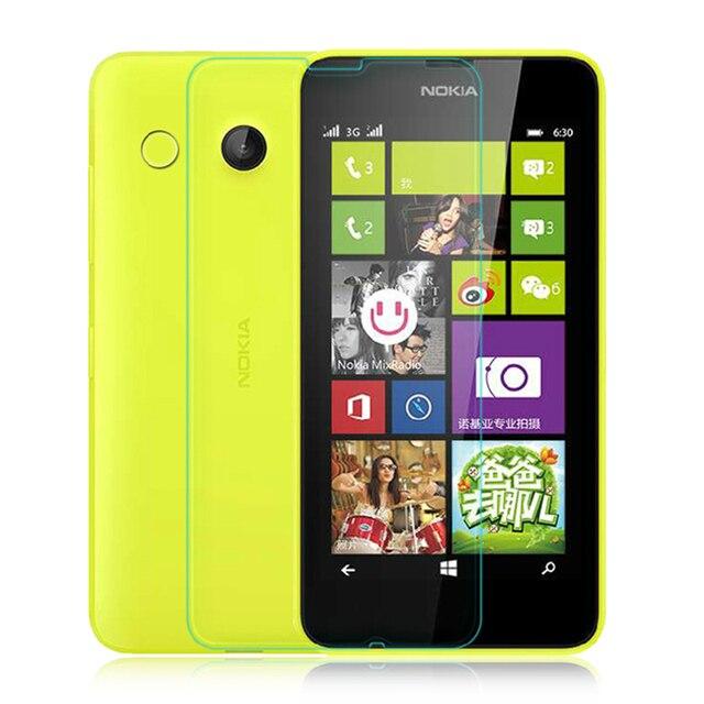 0.33 мм Экран защиты закаленное Стекло Плёнки для nookia Microsoft Lumia 630 Экран Защитная крышка для Nokia 630 550 830 730