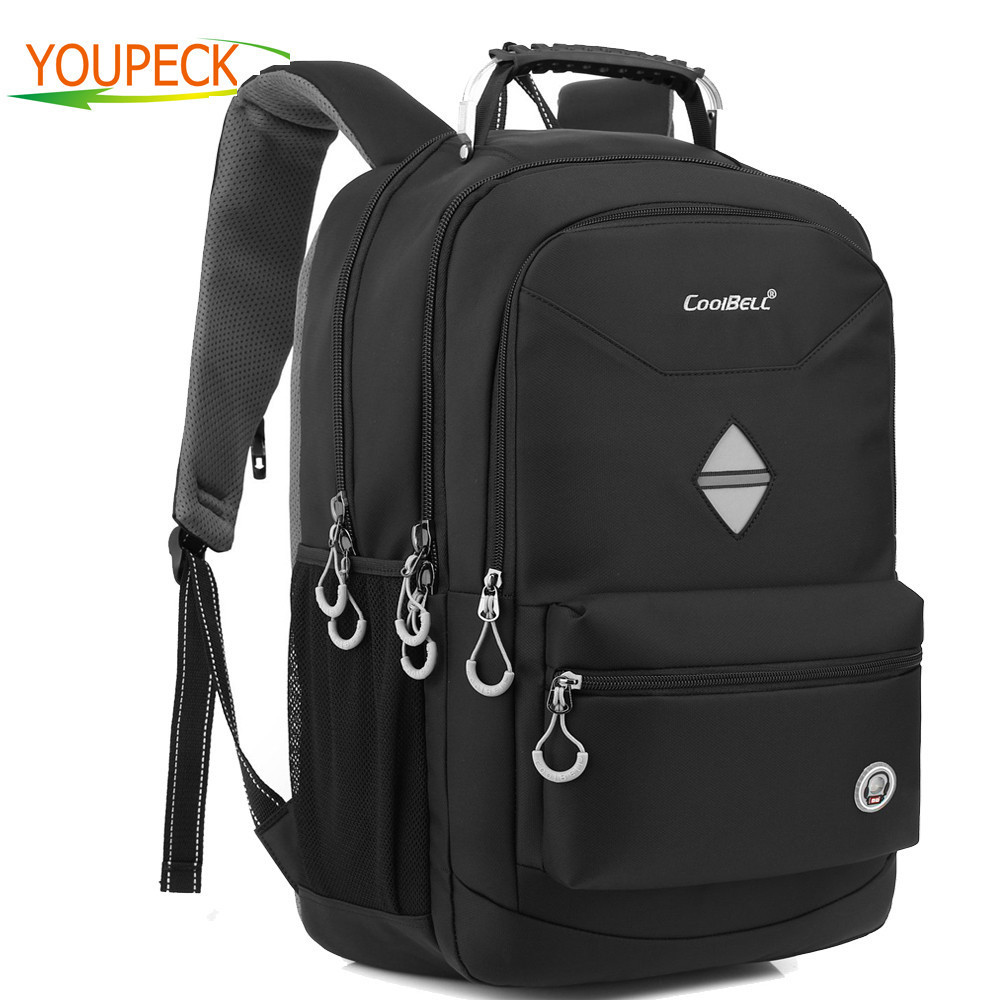 oolbell Large Capacity 17 3 17 Inch Laptop Backpack Mochila Women s Men s Backpacks Bag