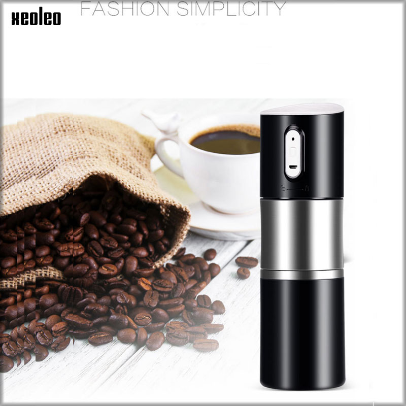 XEOLEO Coffee Machine Coffee Device Cafe Makers Cup Portable Household Fully Automatic USB Rechargeable Capsule Cafe Machine espresso portable coffee makers electric coffee machine fully automatic cafe american style coffee mini thermos coffee