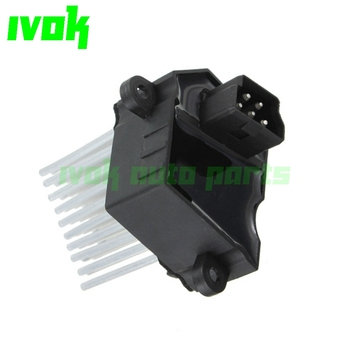 Good quality Blower Motor Resistor AC Heater Fan for BMW E39 E53 E83 E46 E36 325 328 M3 64116931680 64118380580 64116929540 image