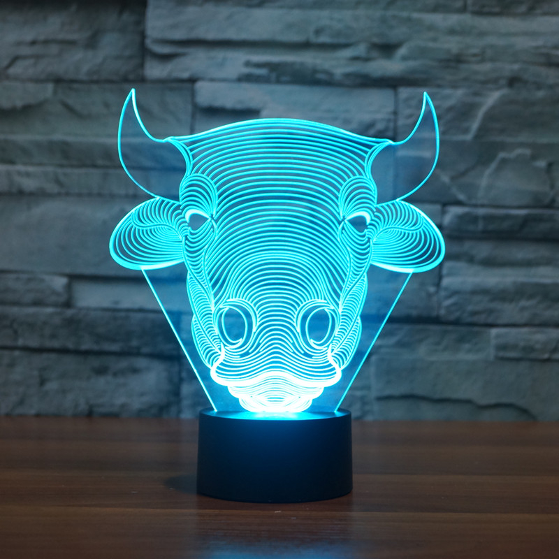 Aliexpress.com : Buy USB Lampara 7Colors Changed Touch Table Lamp ...