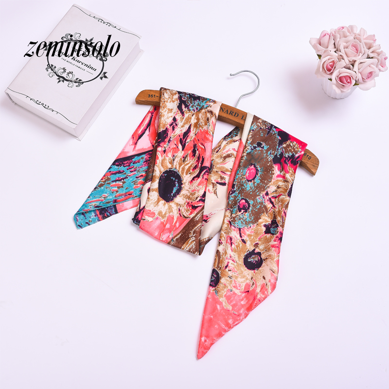 85*85cm Luxury Brand Women Silk   Scarf   Fashion Square Shawls   Wraps   Print Rayon Floral   Scarf   Beach   Scarves   Stoles Foulard Female