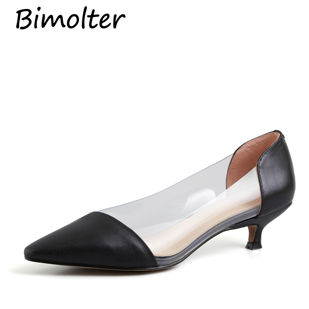 9d3502f669 Bimolter Women Pumps 2019 Transparent High Heels Sexy Pointed Toe Slip-on  Wedding Party Shoes For Lady Comfortable Shoes NC044 - aliexpress.com -  imall.com