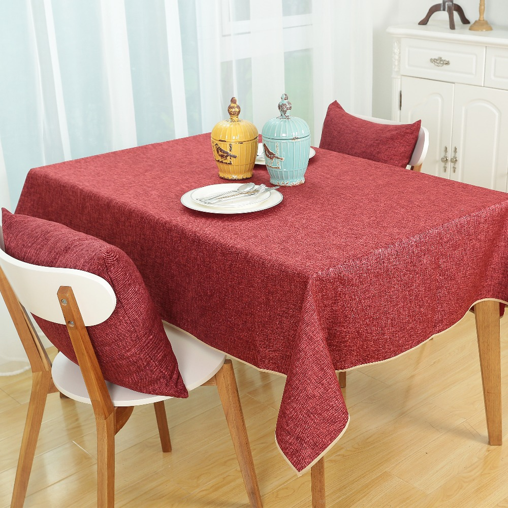pastoral styletablecloth linen striped table cloth fashion. Black Bedroom Furniture Sets. Home Design Ideas