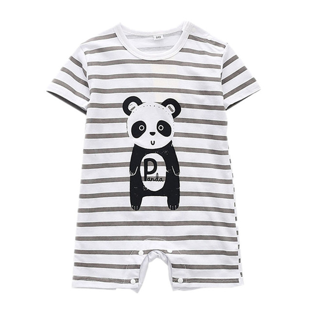 86401ae6adc Baby Rompers Summer Baby Boy Clothes 2019 Newborn Baby Clothes Roupas Bebe  Infant Jumpsuits Kids Clothes Baby Boy Clothing Sets
