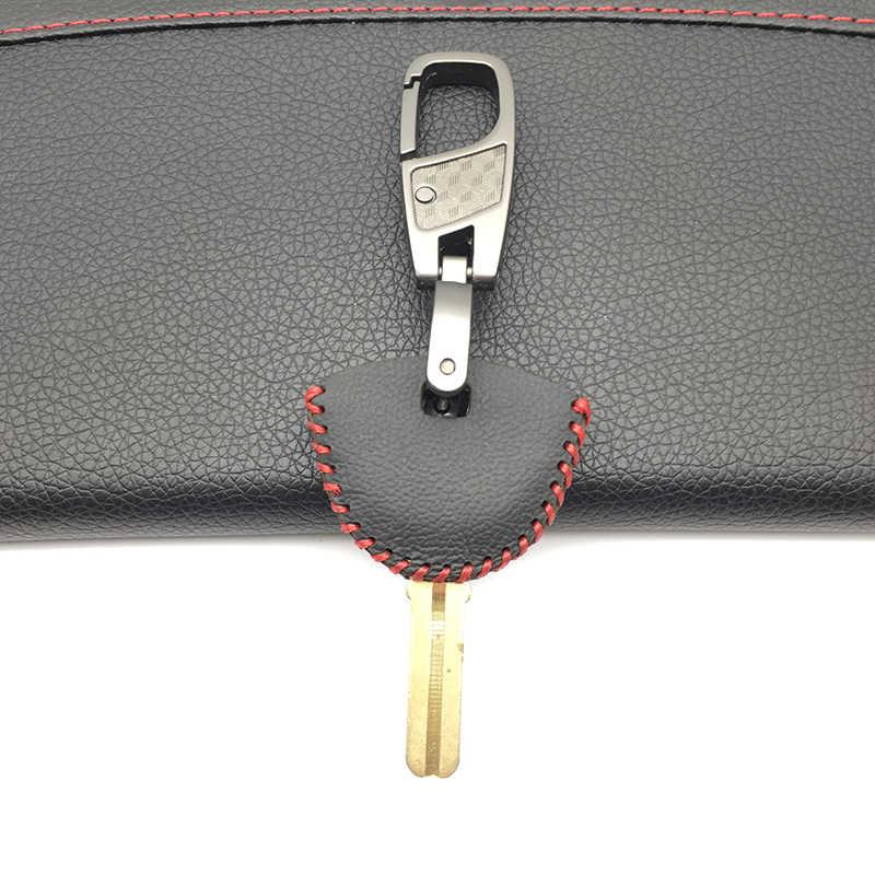 Pour F800 BMW K1300GT R1200RT K1200R K1300R 100% étui à clé de moto en cuir housse de protection accessoires de coque