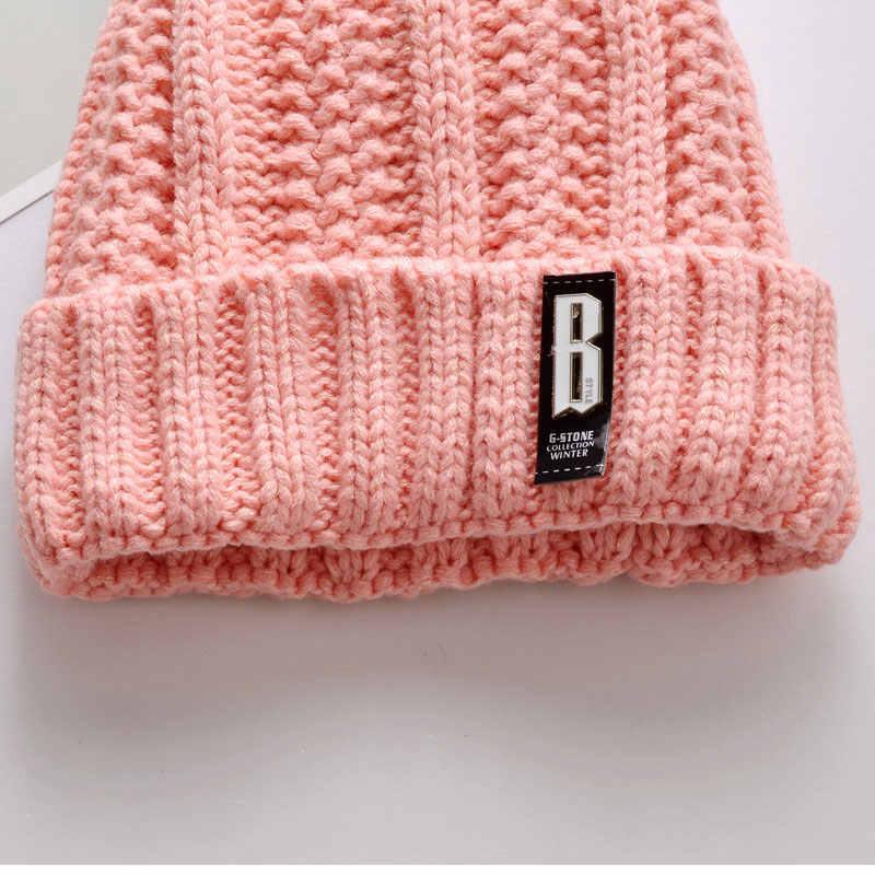 de0eb092 ... pom pom hat women beanie hat Womens Beanies black pink winter hat solid  faux fur hat ...