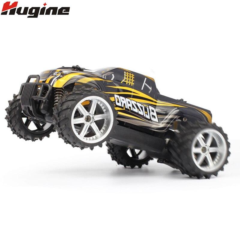 RC автомобиль Monster Truck Big-Foot Truck speed Racing дистанционное управление 2.4g Внедорожник Багги внедорожник электронное хобби игрушки Детская модель