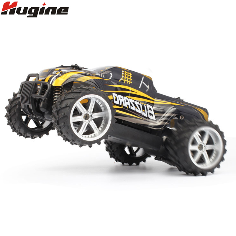 RC Car Monster Truck Big-Foot Truck Speed Racing 2.4G Remote Control SUV Buggy Off Road Vehicle Electronic Hobby Toys Kids Model new year gift 1 14 h2 rc big suv electric model scale super large truck rc off road crash buggy remote control toys presents