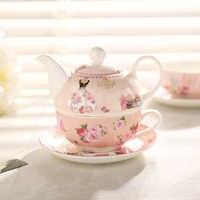 اليابانية الشاي مجموعة السيراميك المحمولة واحد إبريق الشاي و كوب واحد الكونغ فو السيراميك مكتب الشخصية الشاي مجموعات