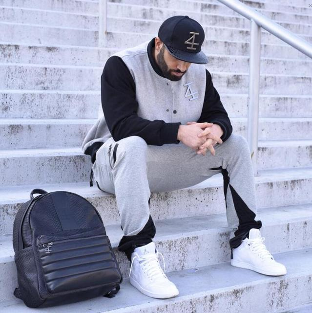High Fashion Hip Hop Men's Cargo Jogger Pants Cotton Male Bodybuilding Fitness Pants Casual Trousers Sweatpants For Man