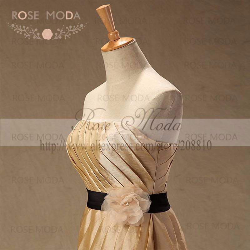 gold bm dresse