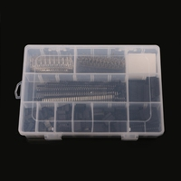 1450 Pcs 2 54mm Dupont Connector Kit PCB Headers Male Female Pins Electronics L15