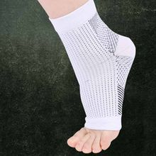 Elastic Compression Sports Protector Basketball Soccer Ankle Support Brace Guard 2019