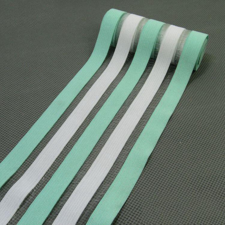 2 метра 9 см модные эластичные ленты кружева ленты пояс ремни резинка DIY девушка платье брюки юбка аксессуары для одежды - Цвет: whitegreen