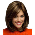 New Coming Cheap Straight Heat Resistant Synthetic Short Bob Hair Wigs for Women Blonded Wigs perucas Cosplay Wigs Free Shipping