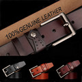 2016 Famous Men Designer Belts Men's Belts Luxury Style Belts For Men Brand 100% Genuine Leather Pin Buckle cinturones hombres