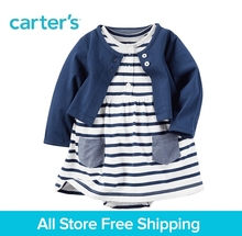 Carter's 2pcs baby children kids 2-Piece Bodysuit Dress & Cardigan Set 121H126,sold by Carter's China official store