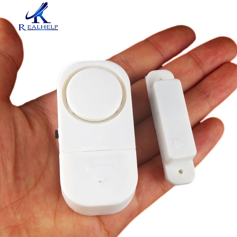Image 2 - Windows Alarm Home Security System Wireless Home Security Alarm Window Sensor Alram door alram switch Window Door Sensor-in Sensor & Detector from Security & Protection
