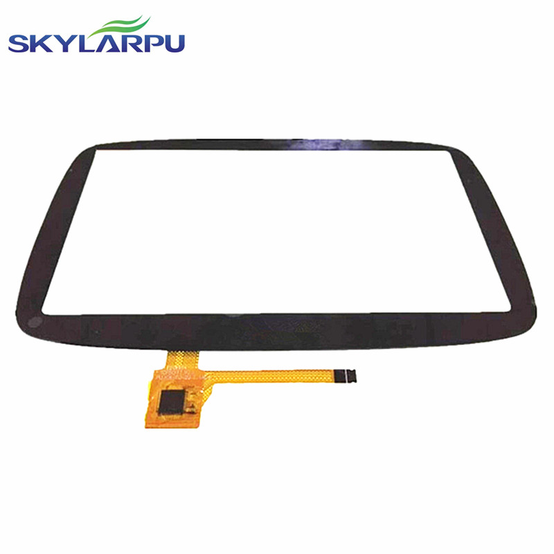 skylarpu New 5.0 inch TouchScreen for TomTom GO 500 GO 5000 Touch Screen Digitizer Glass Sensors Repair replacement sb0864 industrial temperature sensors sonde ve go 154 mr li