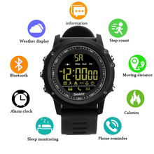 2018 New Fashion Sport Smartwatch 36months Standby Time 24h All-Weather Monitoring Pedometer calorie Smart Watch For IOS Android zeblaze vibe 4 smart watch hybrid flagship rugged smartwatch 50m waterproof 33 month standby time 24h all weather monitoring