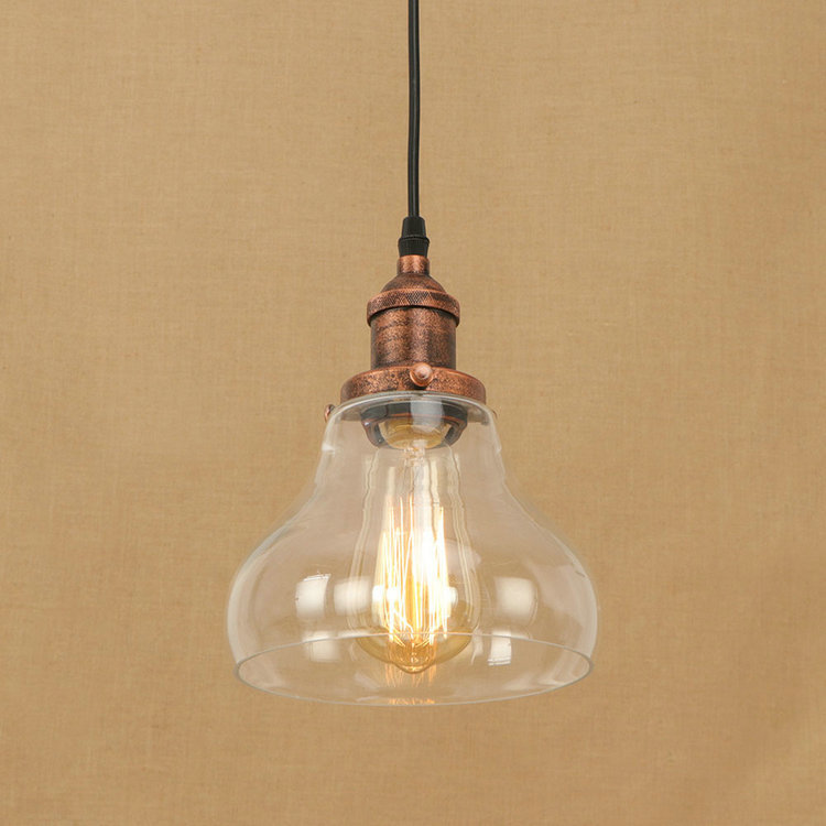 IWHD Lamparas LED Hanging Lamp Loft Industrial Lighting Vintage Pendant Lights Edison Bulb Light Fixtures e27 220v For Decor iwhd vintage hanging lamp led style loft vintage industrial lighting pendant lights creative kitchen retro light fixtures