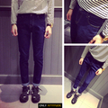 2015 Blue Color Wash Only Jeans Metrosexual All-match Jeans Men Robin Jeans Men