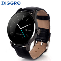 Diggro K88H Plus Smart Watch HD Display Heart Rate Monitor Pedometer Fitness Tracker Men Smartwatch Connected For Android IPhone