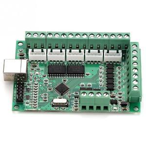 Image 3 - Mach3 placa de interface usb mach3 cartão de controle de movimento placa de interface usb para máquina gravura cnc controlador