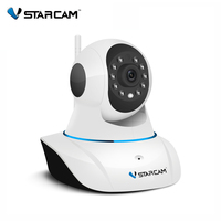 VStarcam C7825WIP IP Camera HD 720P WIFI 1 0MP H 264 P T Onvif Indoor Mini