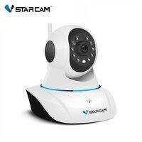 Vstarcam c25 ipカメラhd 720 p wifi 1.0mp h. p/t onvif屋内ミニドーム赤外線ナイトビジョンbabayモニタカメラ