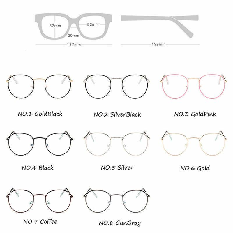 1ebda7a589 ... LeonLion 2019 Metal Sunglasses Women Men Vintage Mirror Brand Designer  Flat Round Glasses UV400 Street ...