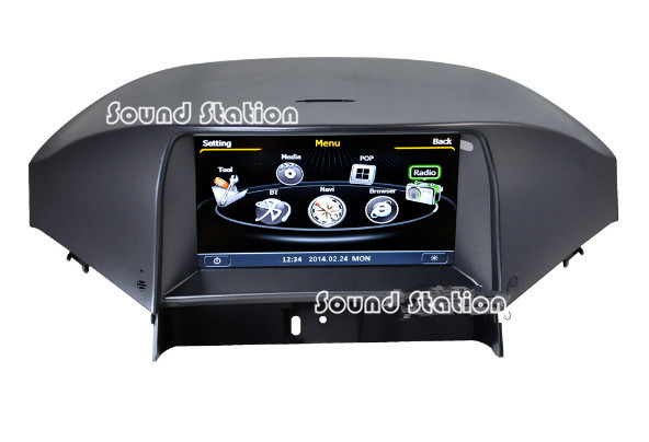 Car Accessories Auto Spare Parts For Chevrolet Orlando Dvd Gps Touch
