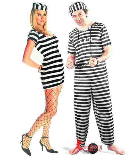 free shipping adult party cosplay fancy dress guantanamo prisoner costumes halloween costume for men cc0014 in anime costumes from novelty special use on