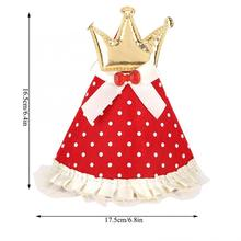 Kids Hair Accessory Birthday Party Decors Christmas Hat 1Pcs