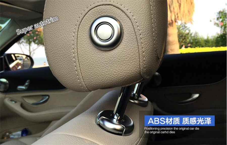 ツ)_/¯ New! Perfect quality mercedes seat button cover and get free