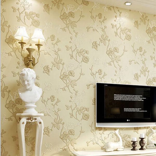 Elegant Wallpaper For Wall: Popular Elegant Wallpaper Designs-Buy Cheap Elegant