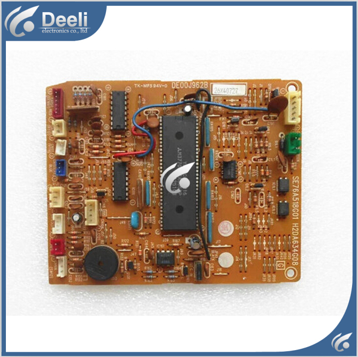 95% new good working for air conditioning computer board DE00J962B SE76A518G01 control board on sale