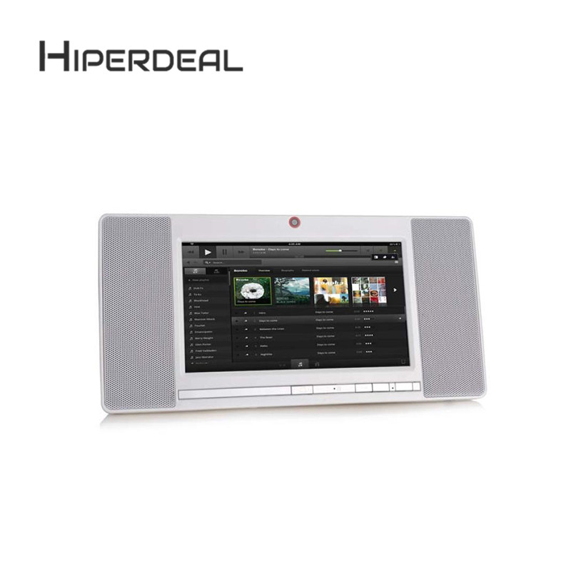 HIPERDEA S10 Portable Wireless Quad core Intelligence Flat Video play Bluetooth Speaker Loudspeakers Fashion WithTF FM Sep6 mike davis knight s microsoft business intelligence 24 hour trainer