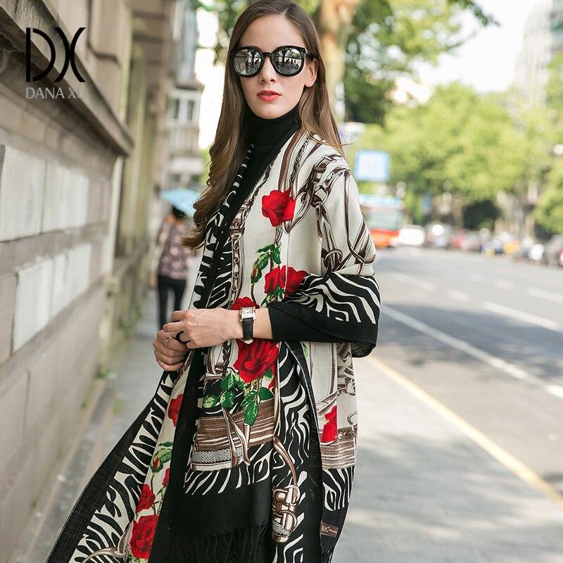 Women Winter Scarf Luxury Brand Foulard Femme Muslim Hijab Cachecol Pashmina Shawls And Wraps Shawl Face