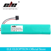 ELEOPTION New Brand 12V 4.5Ah 4500mAh NI MH Replacement battery for Neato Botvac 70e 75 80 85 D75 D8 D85 Vacuum Cleaner battery