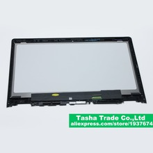 14″ FHD LCD Touch Digitizer Assembly for Lenovo Yoga3 14 LP140WF3-SPL2 1920×1080 Yoga 3 14 Assembly Without Frame
