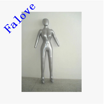 free shipping top level mannequin fashion inflatable model