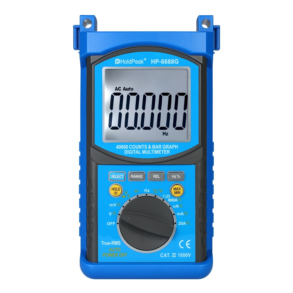 Digital Multimeter Auto-range True RMS Voltage Current Meter Capacitance Resistance Tester Voltmeter Ammeter Multi MeterDigital Multimeter Auto-range True RMS Voltage Current Meter Capacitance Resistance Tester Voltmeter Ammeter Multi Meter