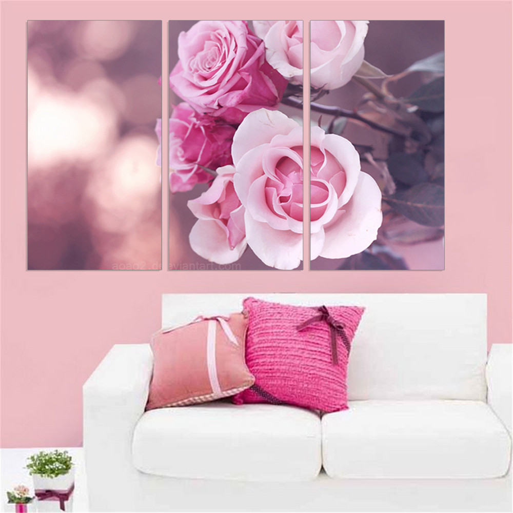 online get cheap purple flower prints aliexpress com alibaba group